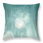 Bird Of Elysian Throw Pillow