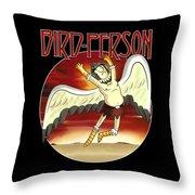 Birdperson Throw Pillow