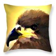 Birds 2 Throw Pillow