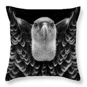 Birds 50 Throw Pillow