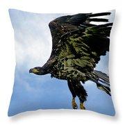 Birds 54 Throw Pillow