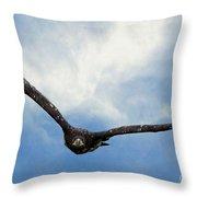 Birds 59 Throw Pillow