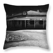 #birdsvilleorbustedcockatoo Throw Pillow