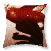 Birth Of A Dark Spirit Throw Pillow
