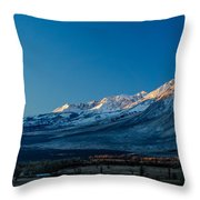 Bishop Dawn 2 Throw Pillow