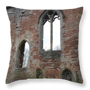 Bishops Palace Throw Pillow