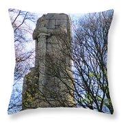 Bismarck Monument 1 Throw Pillow