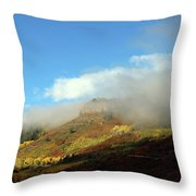 Black Canyon 5 Throw Pillow