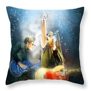 Black Country Communion 02 Throw Pillow