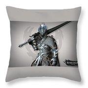 Black Desert Online Throw Pillow