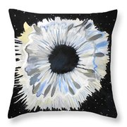 Black Hole Or Is It? Throw Pillow