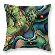 Black Holes By Rafi Talby  Throw Pillow