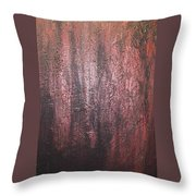 Black No 1 Throw Pillow