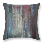 Black No 2  Sold Throw Pillow