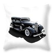Black Tie Affair Throw Pillow