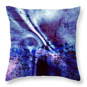 Blackest Eyes Throw Pillow