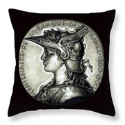 Blackmarianne  Throw Pillow