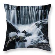 Blackstone Falls Throw Pillow