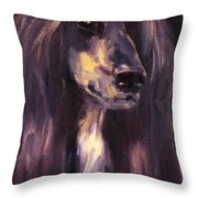 Blade Throw Pillow