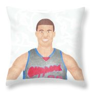 Blake Griffin Throw Pillow