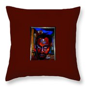 Blakman Throw Pillow