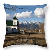 Blanca Colorado Throw Pillow