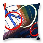 Blank Space For The Real Love Throw Pillow