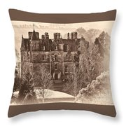 Blarney House Throw Pillow