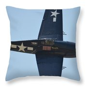 Blast From The Past Throw Pillow
