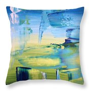 Bleen Throw Pillow