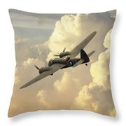 Blenheim Bird Throw Pillow