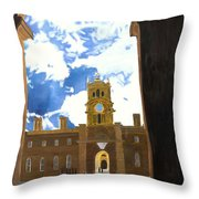 Blenheim Palace England Throw Pillow