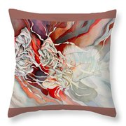 Blessed Creature Throw Pillow