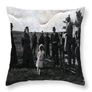 Blessings And Dreams Throw Pillow