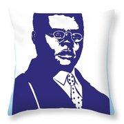 Blind Lemon Jefferson Throw Pillow