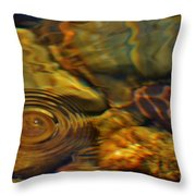 Blip Throw Pillow
