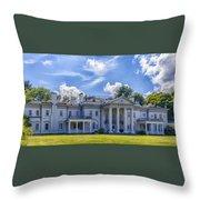Blithewood Manor Throw Pillow