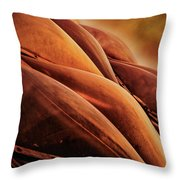 Bloedel Conservatory Aglow Throw Pillow