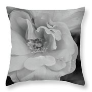 Bloom Time Throw Pillow