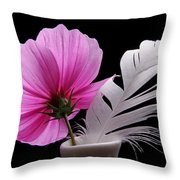 Bloom With Spring Throw Pillow