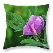 Bloomin Throw Pillow