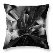Bloomisted Throw Pillow