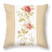 Blossom Series No.2 Throw Pillow