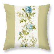 Blossom Series No.3 Throw Pillow