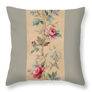 Blossom Series No.4 Throw Pillow