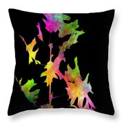 Blowin In The Wind 4 Throw Pillow
