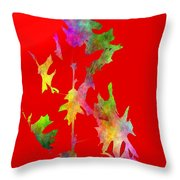 Blowin In The Wind 6 Throw Pillow