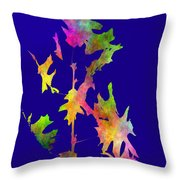 Blowin In The Wind 8 Throw Pillow
