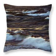 Blowing In The Wind 2 Throw Pillow
