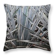 Blue Agave  Tequila Mexico  Throw Pillow